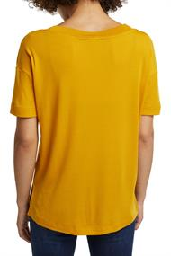 2nd Skin T-Shirt aus Lyocell-Stretch