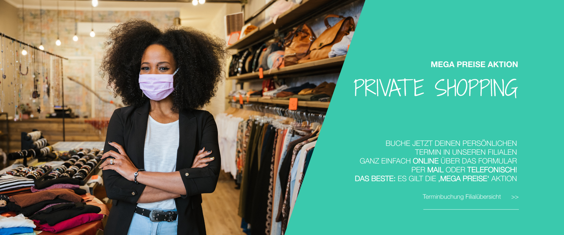 Banner 1 PRIVATE SHOPPING