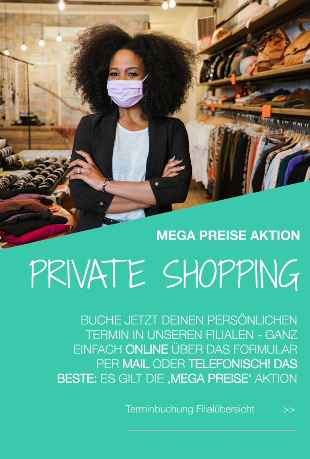 Banner PRIVATE SHOPPING