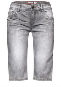 Bermuda Short in grau