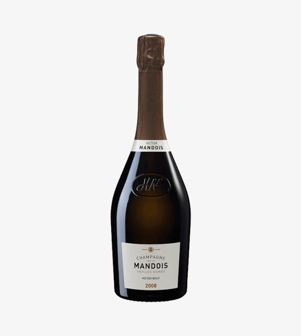 """Champagne Mandois Cuvée Prestige """"Victor"""" Vieilles Vignes Brut mit Jahrgang"""