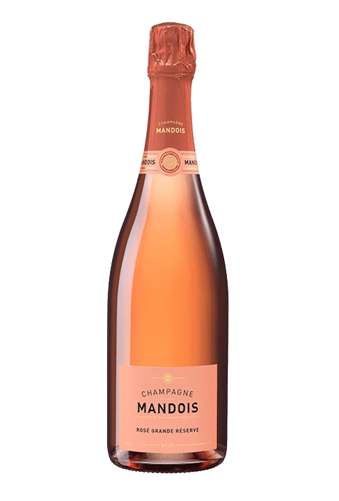 Champagne Mandois Rosé Grande Reservé Brut