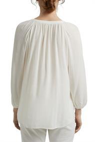 Crinkle-Bluse aus LENZINGT ECOVEROT