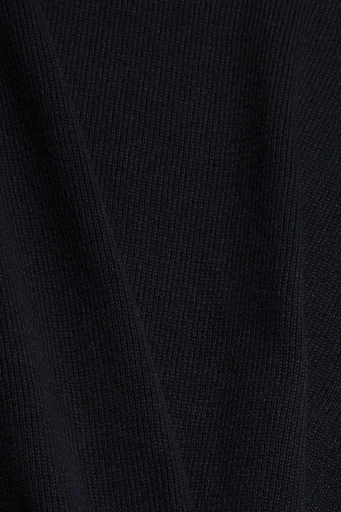 Essential Strickkleid mit Bio-Baumwolle