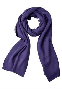 Flauschig-farbenfroher Schal