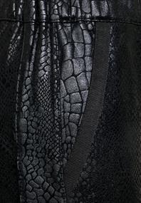 Hose mit Schlangen-Print