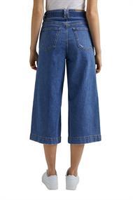 Jeans-Culotte aus Organic Cotton