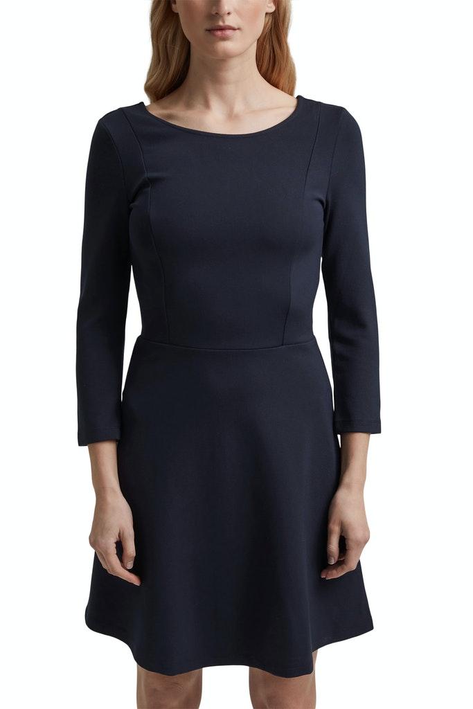 Kleid aus kompaktem Strertch-Jersey