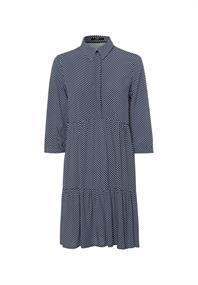 Kleid Oversized Kariert