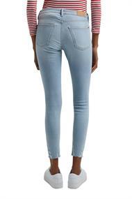 Knöchellange Stretch-Jeans aus Organic Cotton