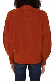 Kurzer Cardigan aus 100% Bio-Baumwolle