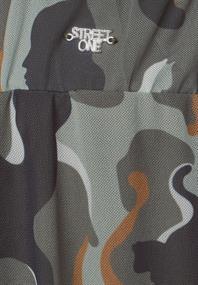 Mesh-Rock mit Camouflage
