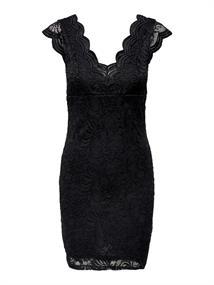 ONLALBA S/S V-NECK DRESS JRS
