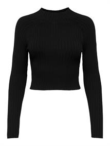 ONLELLA L/S CROPPED PULLOVER KNT