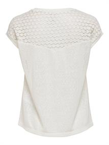ONLNEW RIE S/S MIX TOP JRS
