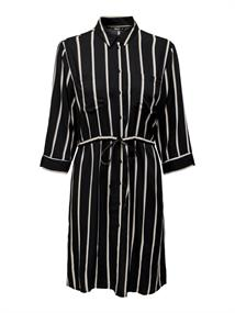 ONLTAMARI 3/4 SHIRT DRESS WVN NOOS