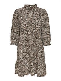 ONLZILLE NAYA 3/4 HIGHNCK DRESS JRS NOOS