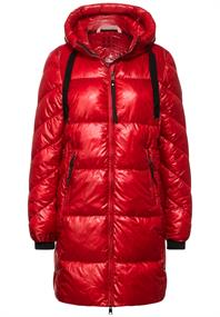 Outdoor Jacke mit Kapuze