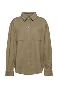 Oversized Sweat-Overshirt, 100% Organic Cotton