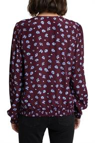 Print-Bluse aus LENZINGT ECOVEROT