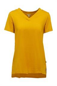 Recycelt: T-Shirt mit Organic Cotton