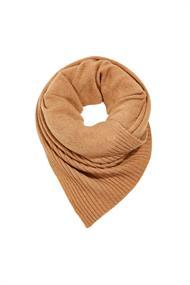 Recycelt: Woll-Mix Schal