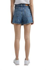 Rock-Shorts aus Jeans