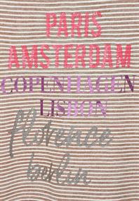 Shirt Henrike mit Schrift