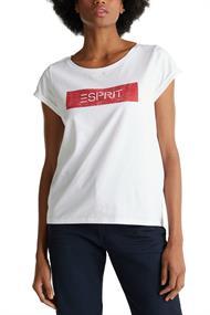 Shirt mit Logo-Print, 100% Baumwolle