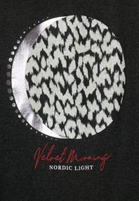 Shirt mit Partprint