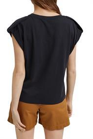 Shirt mit Riegel-Details, 100% Bio-Baumwolle