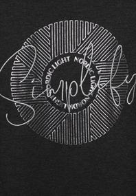 Shirt mit Wording
