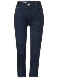 Slim Fit Hose in 3/4 Länge