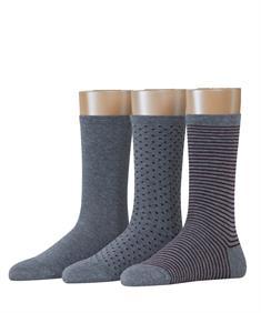 Socken Backstripe 3-Pack