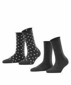 Socken Dot 2-Pack