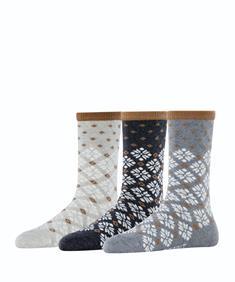 Socken Norwegian 3-Pack