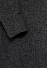 Softes Shirt mit Knoten