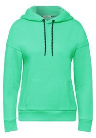 Sweatshirt mit Backprint