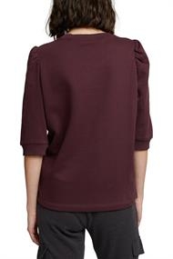 Sweatshirt mit Organic Cotton