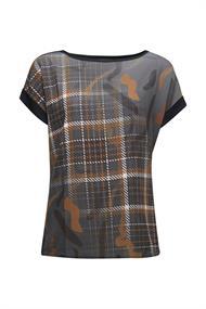 T-Shirt mit LENZINGT ECOVEROT