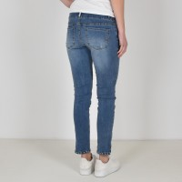 Tummyless 7/8 Stretch Denim