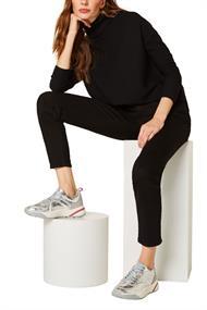 Veganer Glanz-Sneaker