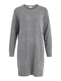 VIHAILEY O-NECK L/S KNIT DRESS/SU