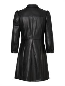 VMBUTTERMOLLY ABOVE KNEE COATED DRESS