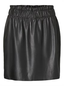 VMGWENRILEY HR PU PAPERBAG SKIRT