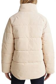 Wattierte Stepp-Jacke aus Cord