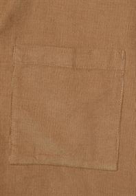 Weiches Cord-Kleid