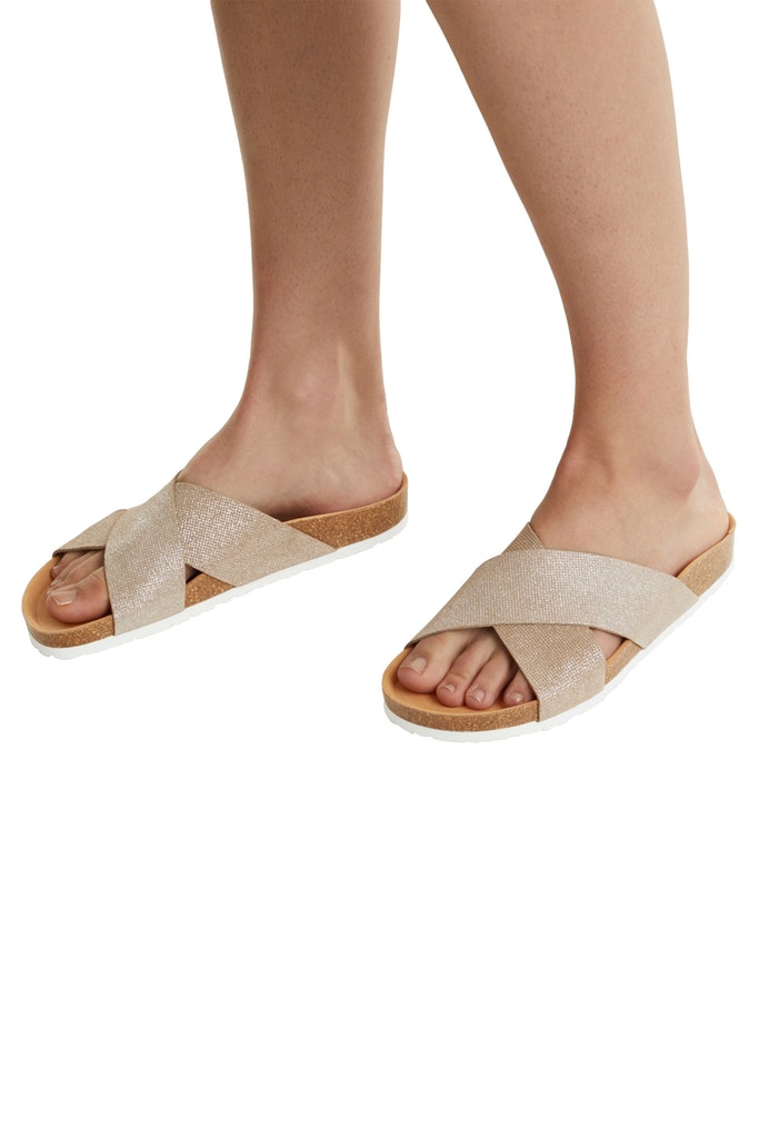 Women Formal Shoes leather slippers